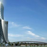 Un gratte-ciel d'Abou Dhabi détrône la tour de Pise