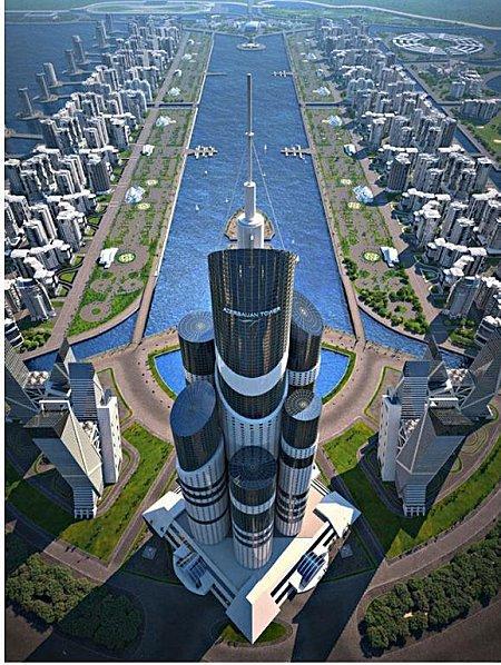 L azerba djan veut construire le plus haut gratte ciel du monde gratte ci - Gratte ciel le plus haut ...