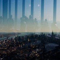 Première visite de journalistes au One World Trade Center