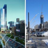Lequel de ces projets de gratte-ciel verra le jour ?