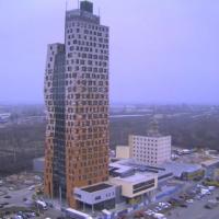 République tchèque : un nouveau gratte-ciel à Brno