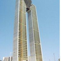 47 étages sans ascenseur à Bénidorm