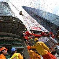 La Shanghai Tower devient la 2e plus haute tour du monde