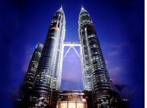 Time-Lapse de Kuala Lumpur kuala-lumpur-petronas-towers-300x221