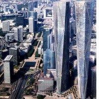 La Défense : les tours Hermitage verront bien le jour