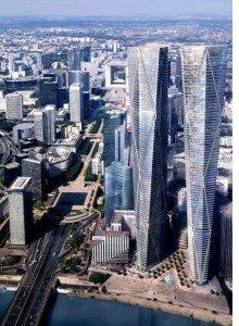La Défense : les tours Hermitage verront bien le jour twin-towers-rabais-l-mithxh-220x300
